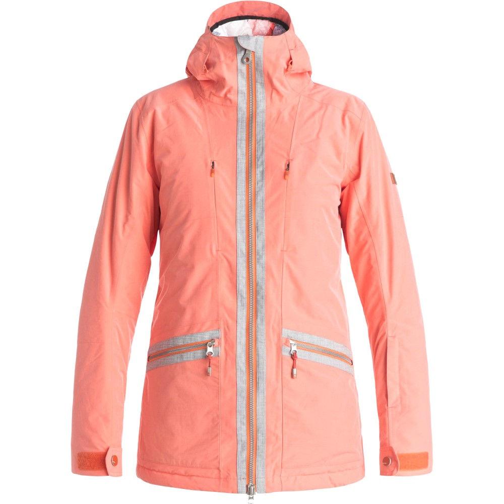 ロキシー レディース スキー・スノーボード アウター【Torah Bright Ascend Snowboard Jacket】Camellia