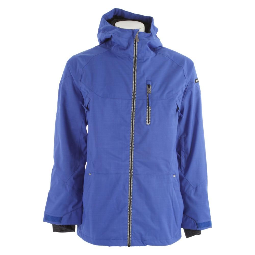ライド メンズ スキー・スノーボード アウター【Newport Snowboard Jacket】Bright Indigo Twill
