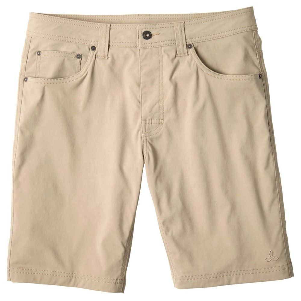 プラーナ メンズ ボトムス・パンツ ショートパンツ【Brion Shorts】Dark Khaki