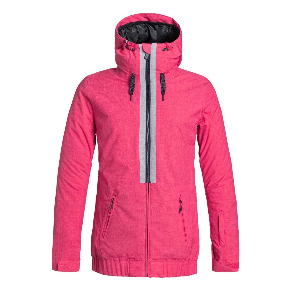 ロキシー レディース スキー・スノーボード アウター【Valley Hoodie Snowboard Jacket】Azalea