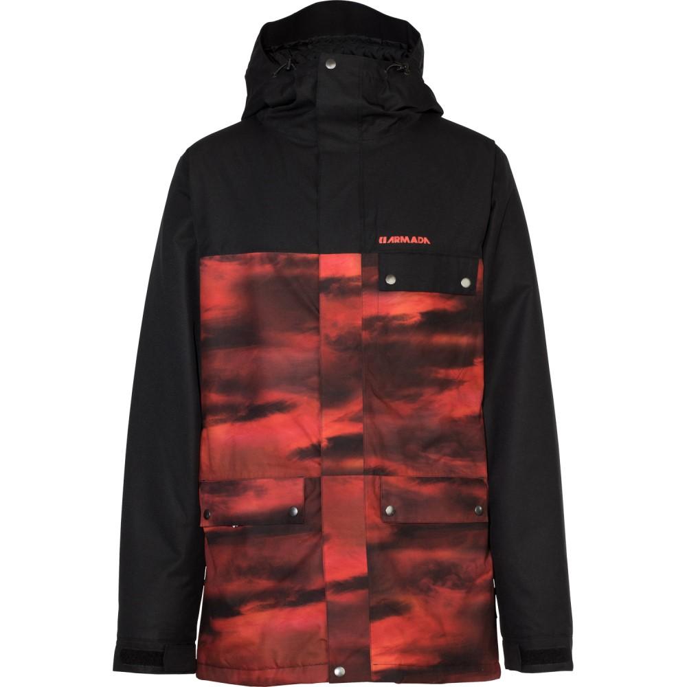 アルマダ メンズ スキー・スノーボード アウター【Emmett Insulated Ski Jacket 2018】Black