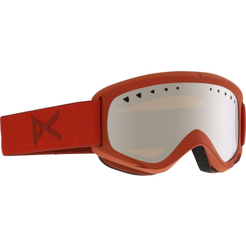 アノン メンズ スキー・スノーボード ゴーグル【Helix Goggles】Scorch/ Silver Amber And Greybird Lens