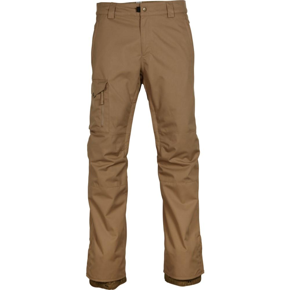 シックス エイト シックス メンズ スキー・スノーボード ボトムス・パンツ【Rover Snowboard Pants 2018】Khaki