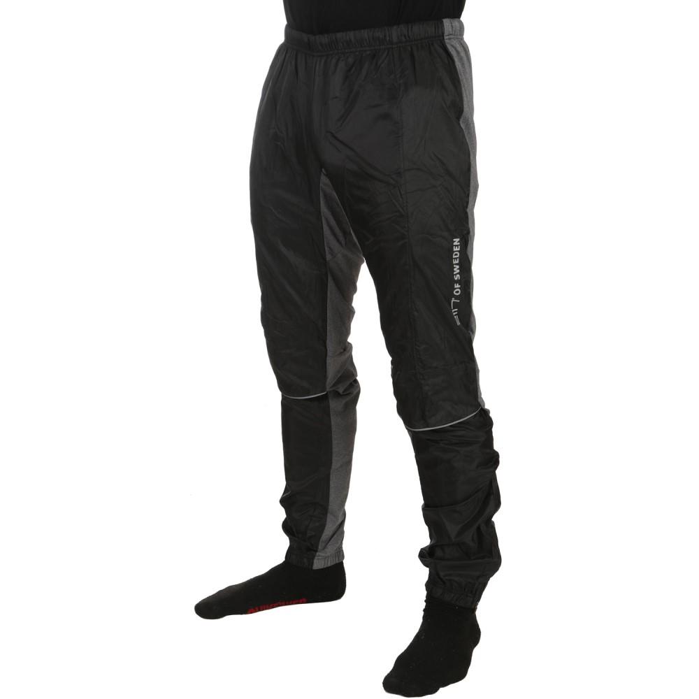 2117オブ スウェーデン メンズ スキー・スノーボード ボトムス・パンツ【Svedje Eco Multisport XC Ski Pants 2018】Black