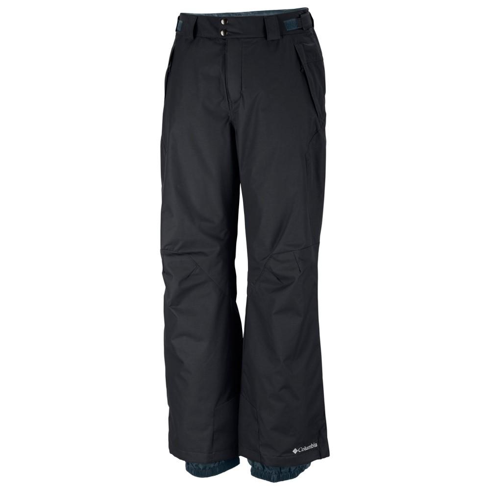 コロンビア メンズ スキー・スノーボード ボトムス・パンツ【Bugaboo II Ski Pants 2018】Black