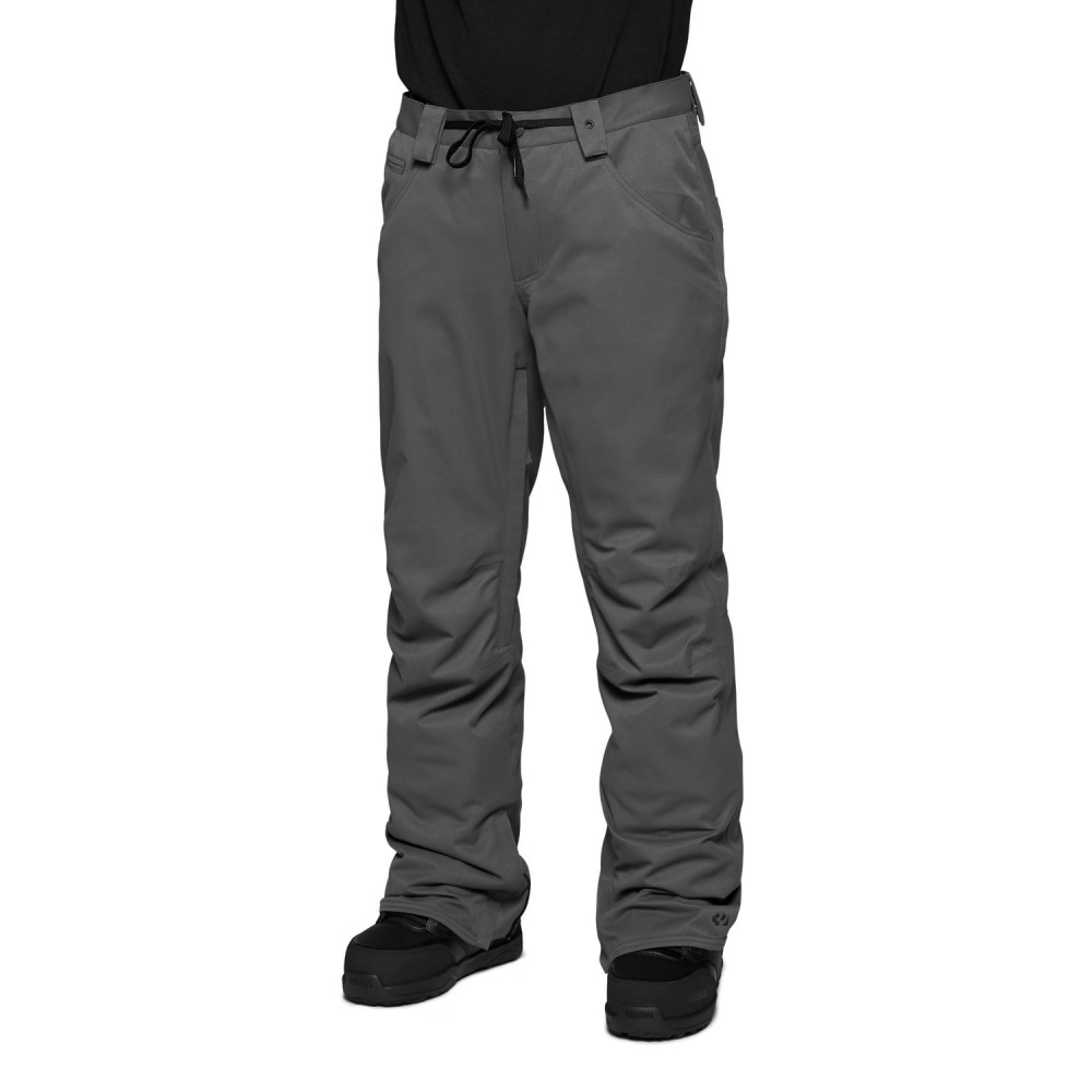サーティーツー メンズ スキー・スノーボード ボトムス・パンツ【32 - Wooderson Snowboard Pants 2018】Carbon