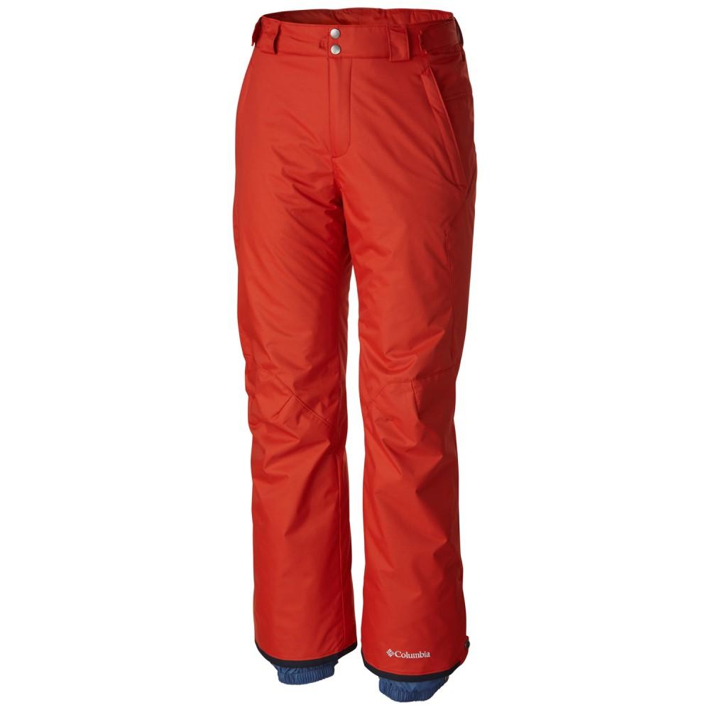 コロンビア メンズ スキー・スノーボード ボトムス・パンツ【Bugaboo II Ski Pants】Rust Red