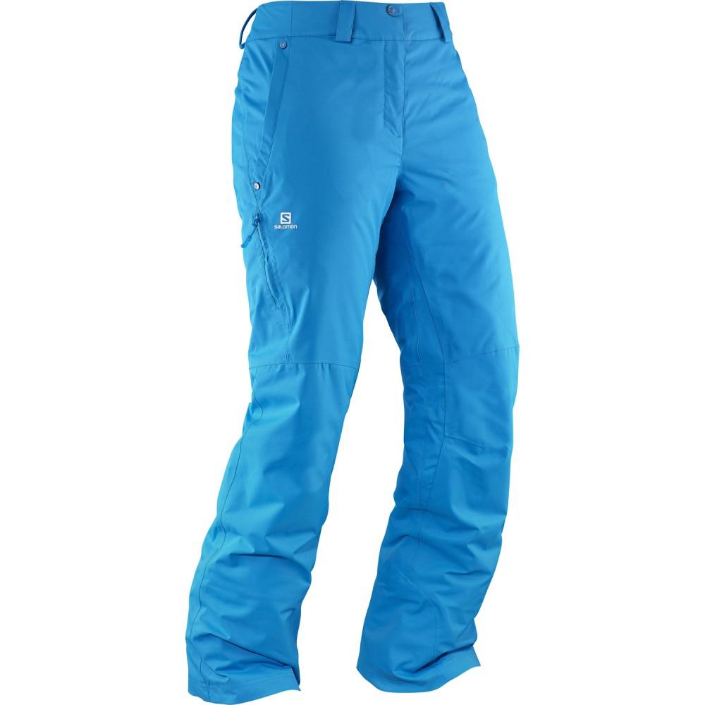 サロモン レディース スキー・スノーボード ボトムス・パンツ【Response Pants】Methyl Blue