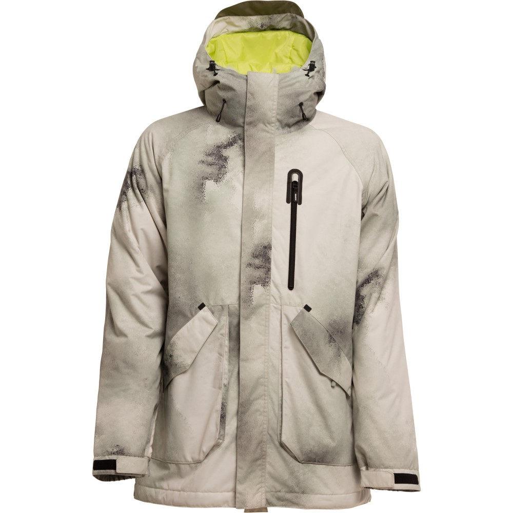 ボンファイヤー メンズ スキー・スノーボード アウター【Strata Snowboard Jacket 2018】Oil Fade Natural