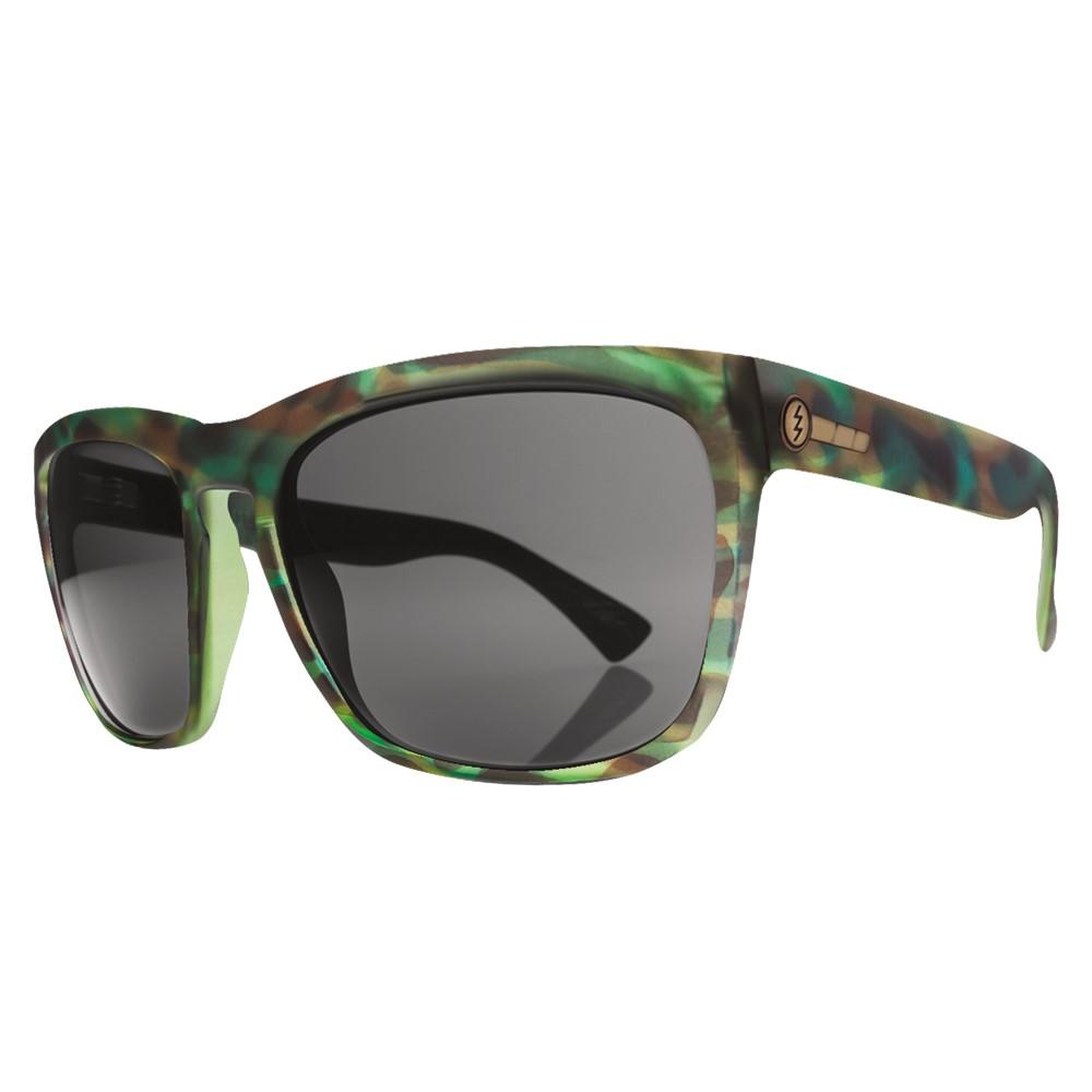 エレクトリック メンズ メガネ・サングラス【Knoxville XL Sunglasses】Mason Tiger/ M Grey Lens