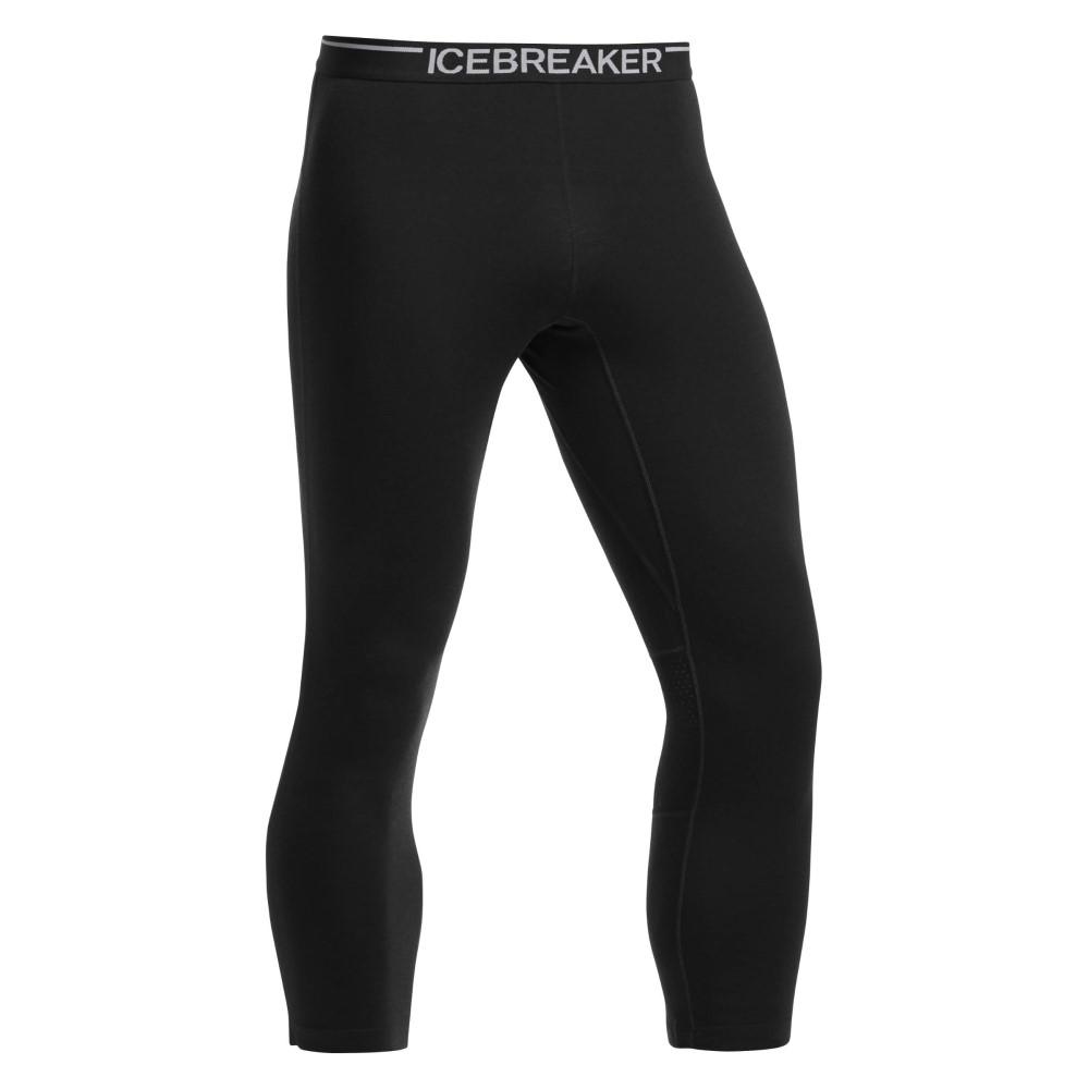 アイスブレーカー メンズ スキー・スノーボード ボトムス・パンツ【Zone Legless Leggings】Black/ Monsoon