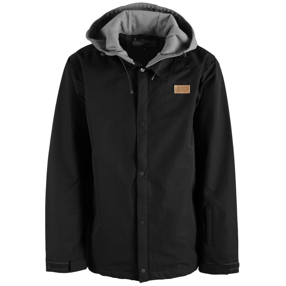 【未使用品】 リブテック メンズ スキー Jacket】Black・スノーボード アウター Snowboard【Assistant Coach Coach Snowboard Jacket】Black, YOU+ ユープラス株式会社:4d7bfb8e --- canoncity.azurewebsites.net