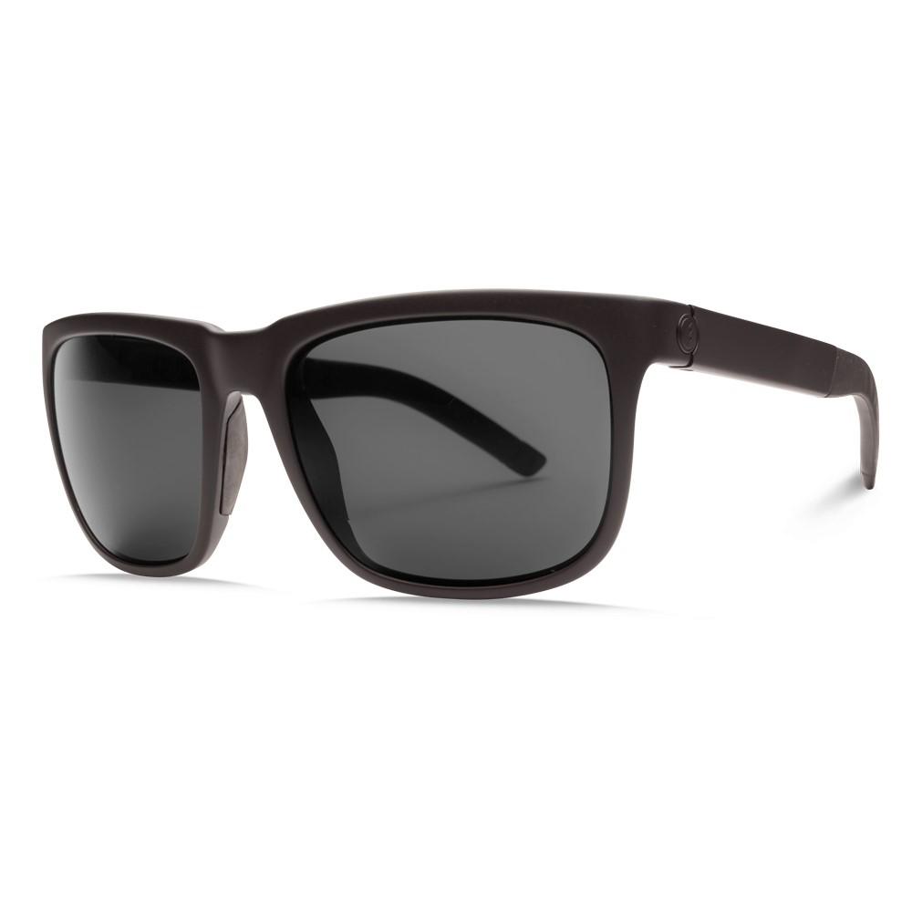 エレクトリック メンズ メガネ・サングラス【Knoxville S Sunglasses】Matte Black/ M Grey Polarized Lens