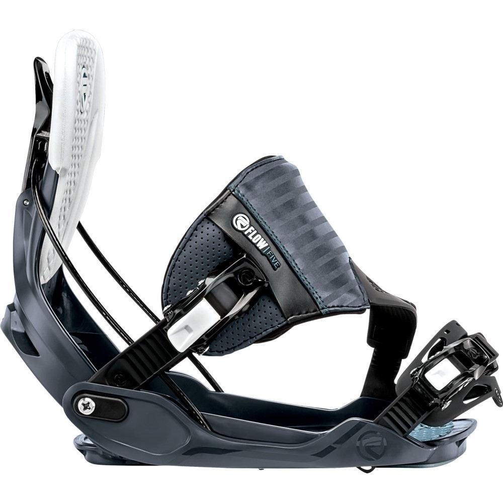 最新発見 フロー 2018】Slate メンズ スキー・スノーボード Snowboard ビンディング【Five Hybrid Bindings Snowboard Bindings 2018】Slate, 市川町:3449cdd6 --- konecti.dominiotemporario.com