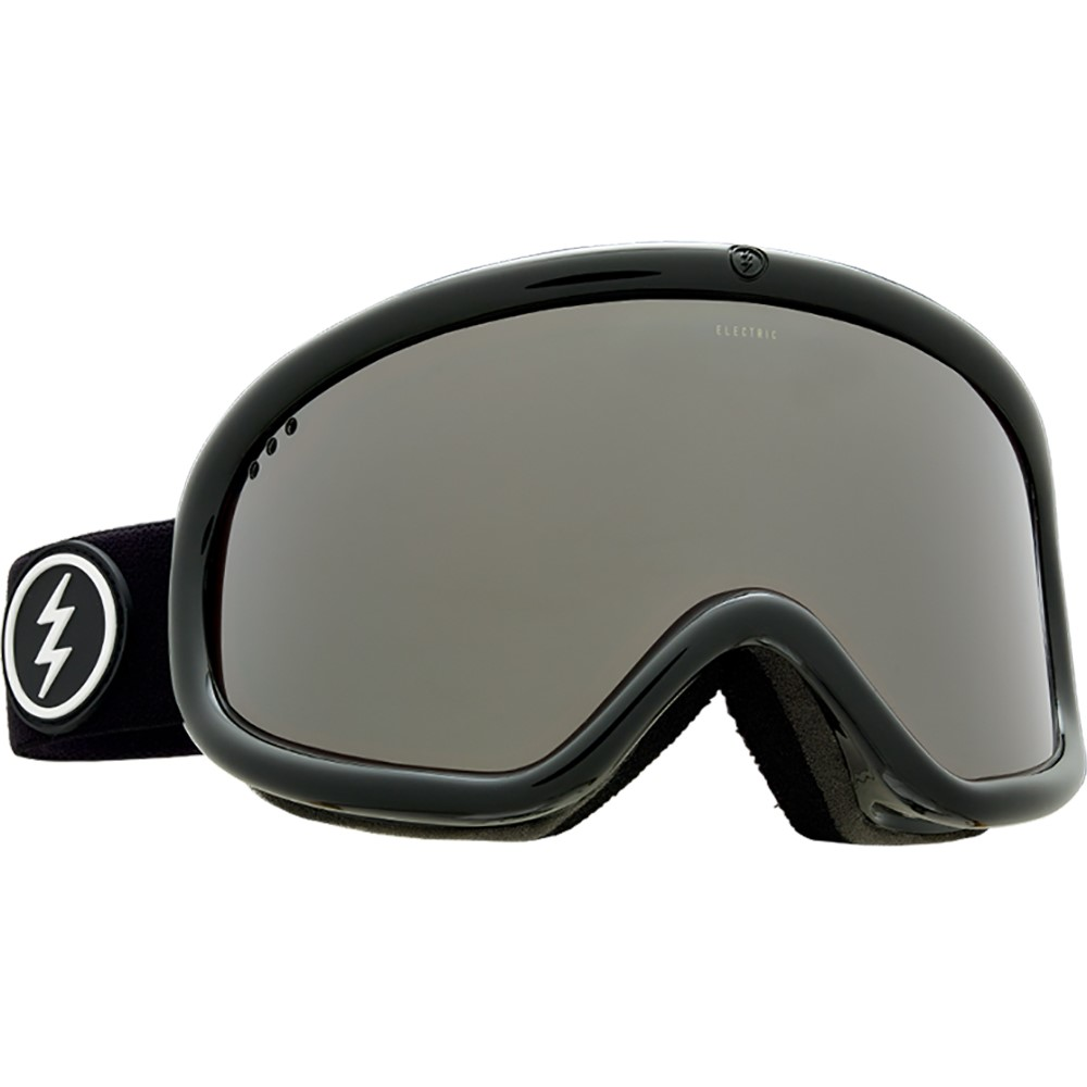【WEB限定】 エレクトリック Lens メンズ スキー・スノーボード ゴーグル Brose【Charger 2018】Gloss Goggles 2018】Gloss Black/ Brose Silver Chrome Lens, 家電のeーLINK:85bd1400 --- canoncity.azurewebsites.net