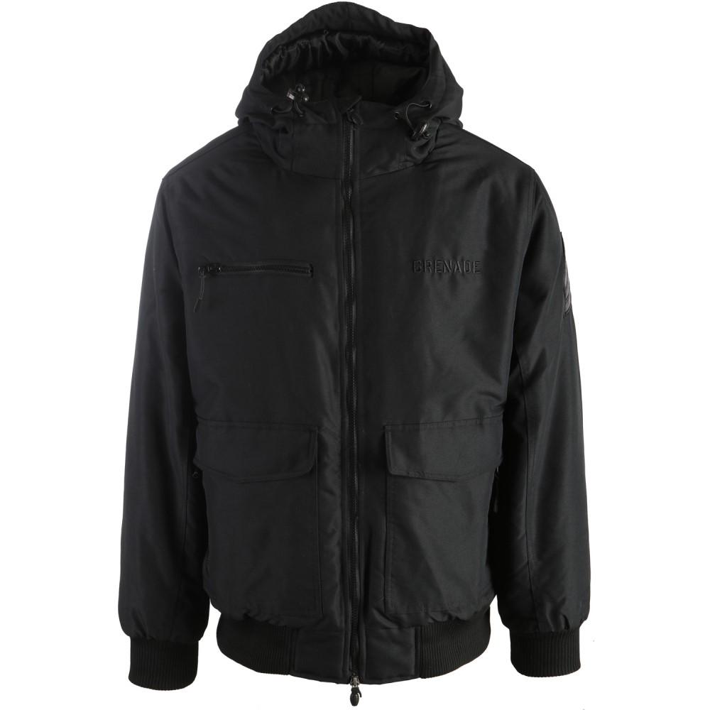 グレネード メンズ スキー・スノーボード アウター【Bomber Snowboard Jacket 2018】Black