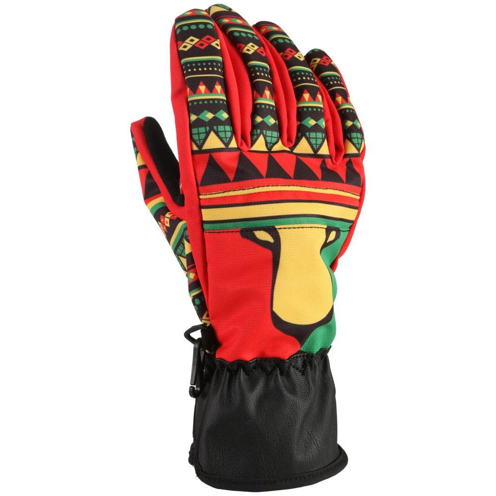 グレネード メンズ スキー・スノーボード グローブ【Rawrsta Gloves】Black