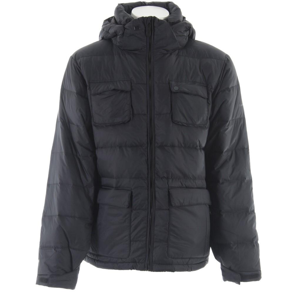 【正規販売店】 クイックシルバー メンズ スキー Snowboard・スノーボード アウター アウター【Aero【Aero Insulated Snowboard Jacket メンズ】Black, ヒメジシ:f2b1895c --- trattoriarestaurant.ie