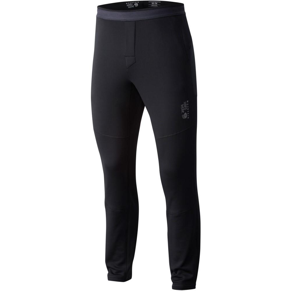 マウンテンハードウェア メンズ スキー・スノーボード ボトムス・パンツ【32 Degree Not So Tight Baselayer Pants 2018】Black