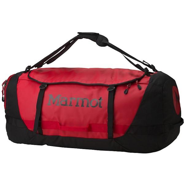 マーモット メンズ バッグ ボストンバッグ・ダッフルバッグ【Long Hauler X-Large Duffle Bag】Team Red/ Black