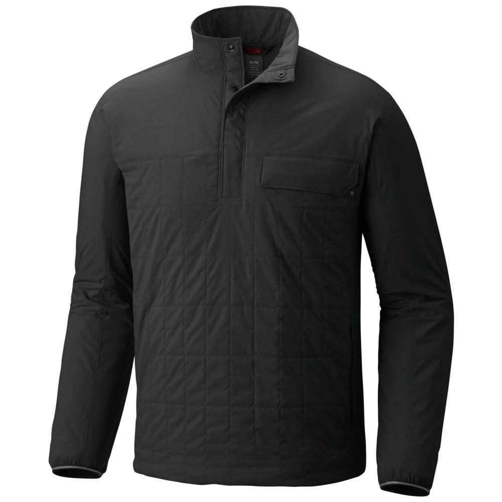 マウンテンハードウェア メンズ アウター ジャケット【Escape Insulated Pullover Jacket】Stealth Grey