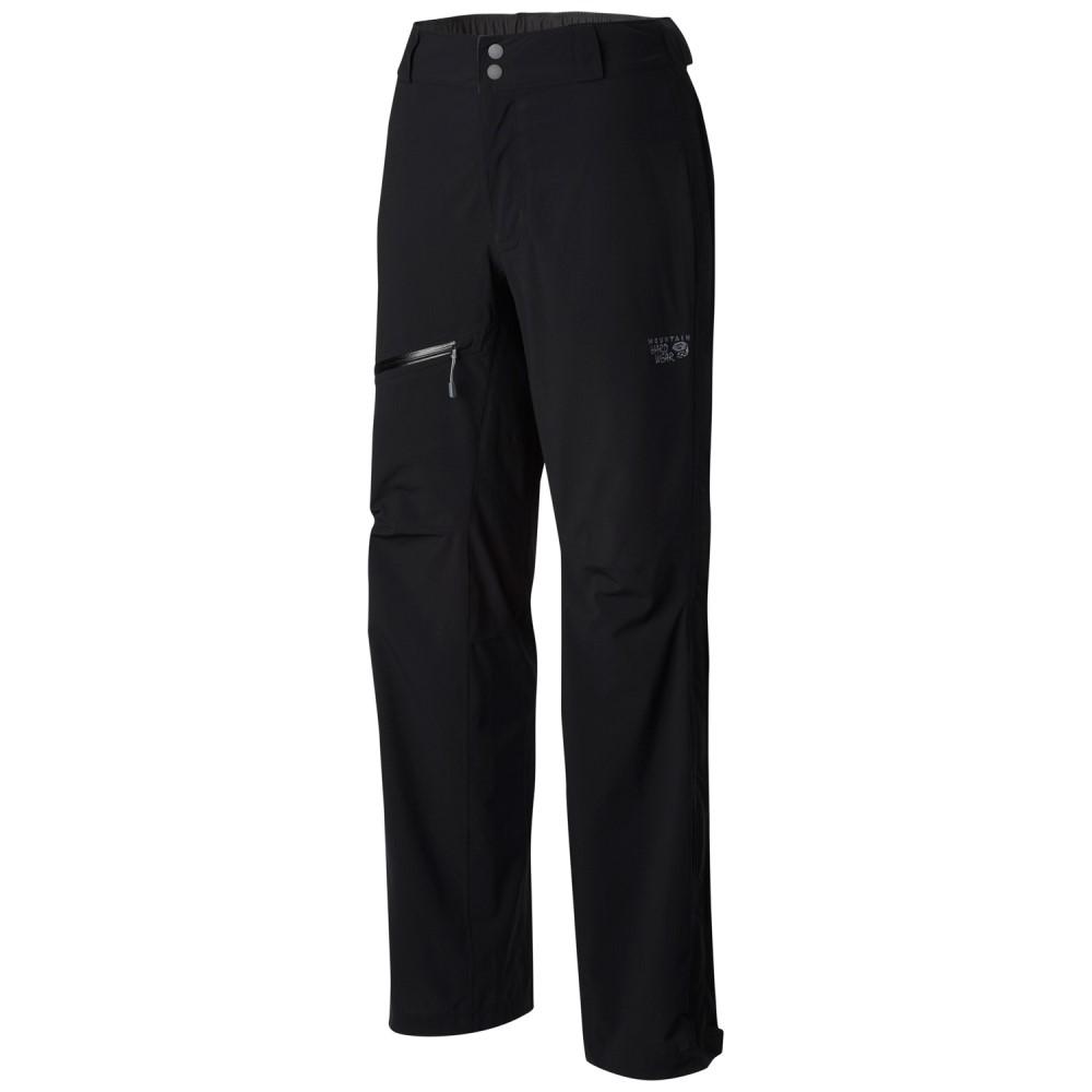 マウンテンハードウェア レディース ボトムス・パンツ【Stretch Ozonic Rain Pants】Black