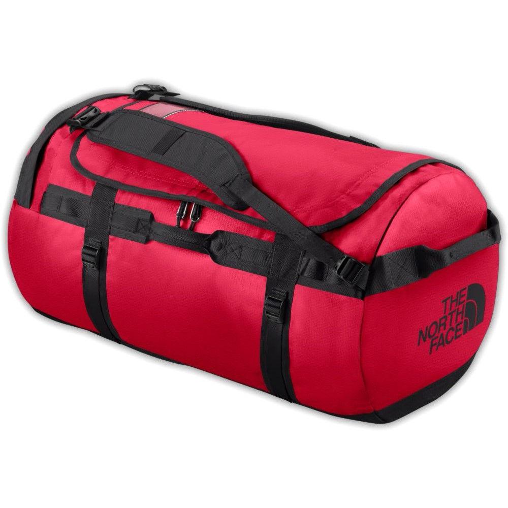 ザ ノースフェイス メンズ バッグ ボストンバッグ・ダッフルバッグ【Base Camp Medium Duffel Bag】T N F Red/ T N F Black