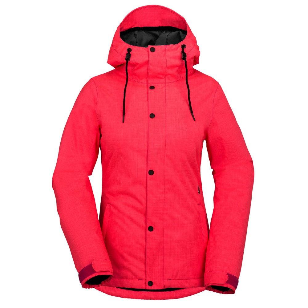 ボルコム レディース スキー・スノーボード アウター【Bolt Insulated Snowboard Jacket】Electric Pink
