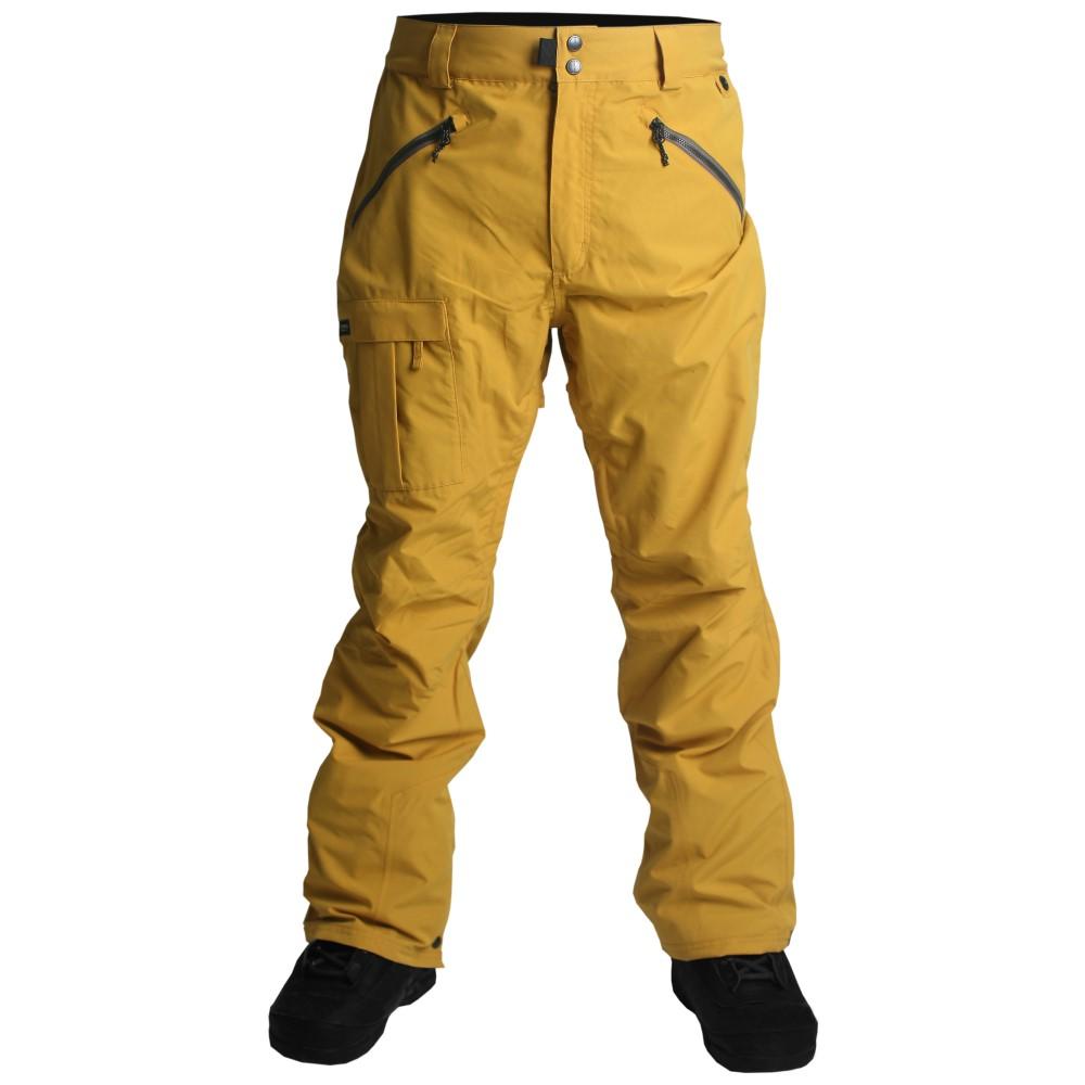 ライド メンズ スキー・スノーボード ボトムス・パンツ【Yesler Snowboard Pants】Gold