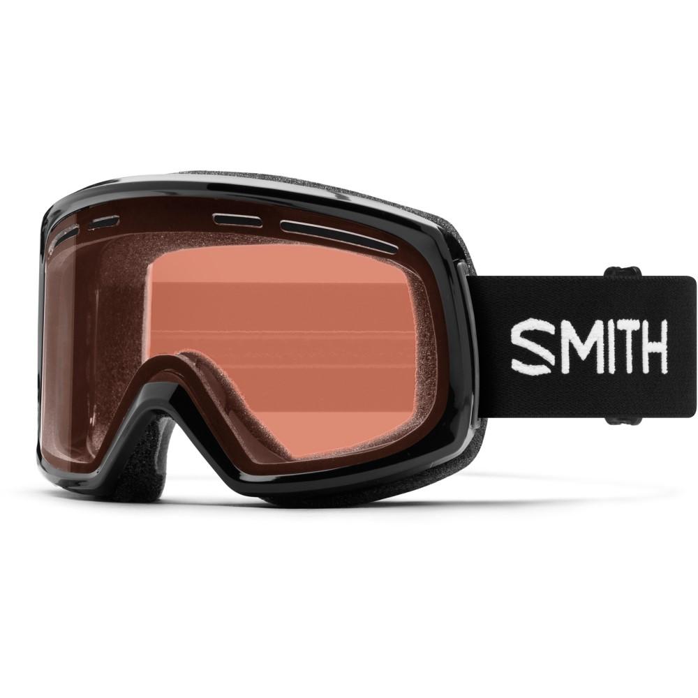 スミス メンズ スキー・スノーボード ゴーグル【Range Goggles 2018】Black/ R C Lens
