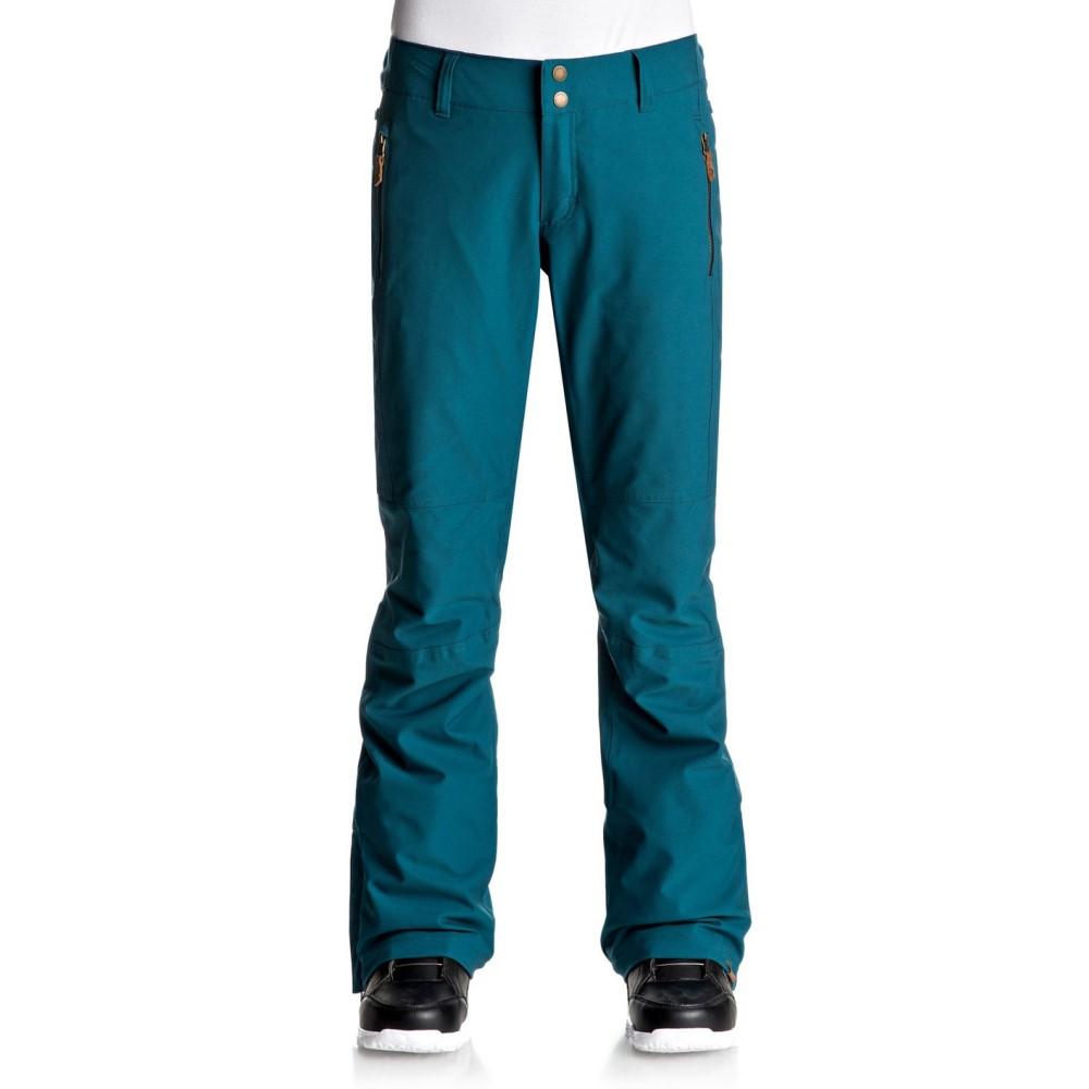 ロキシー レディース スキー・スノーボード ボトムス・パンツ【Cabin Snowboard Pants 2018】Ink Blue