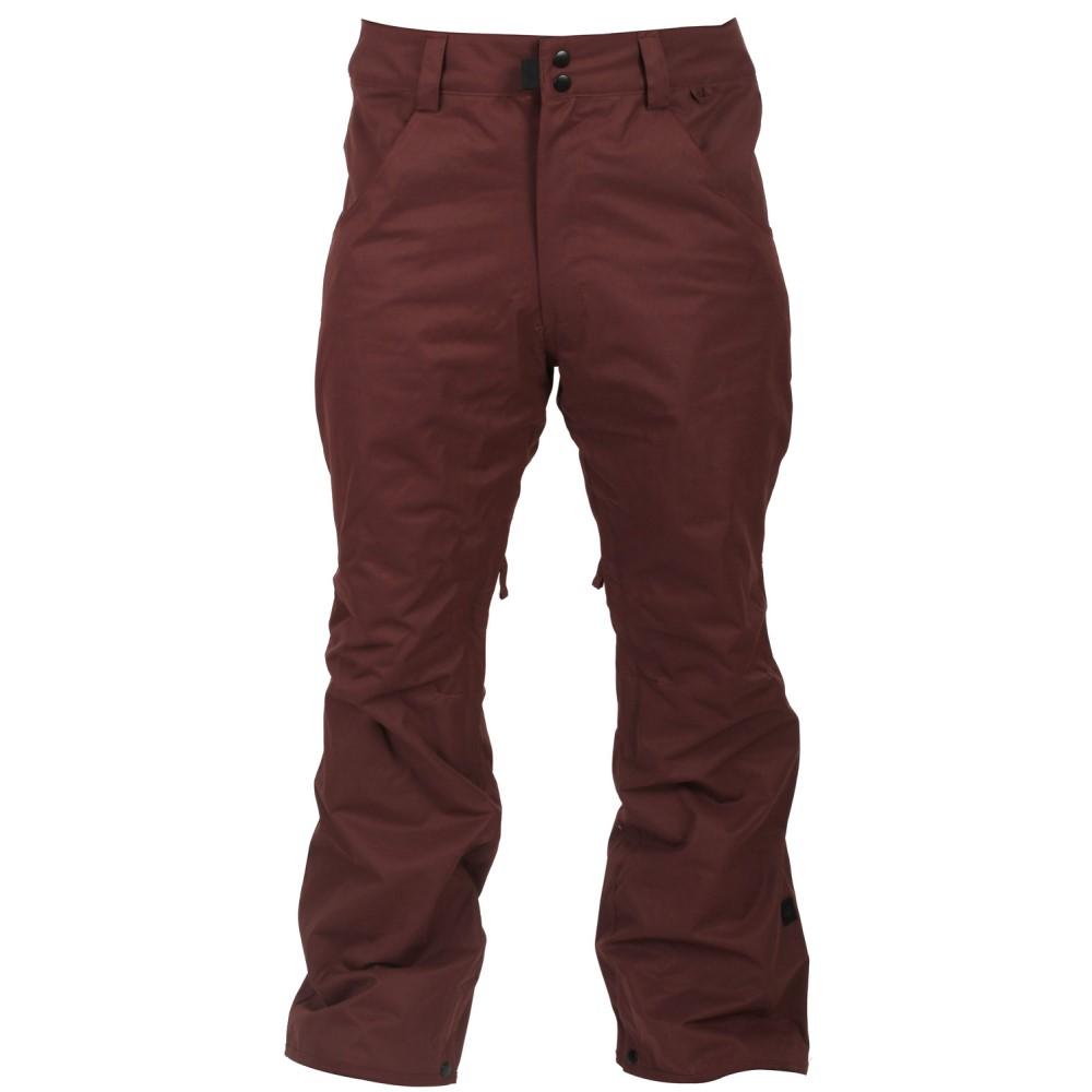 ライド メンズ スキー・スノーボード ボトムス・パンツ【Madrona Snowboard Pants】Black Currant