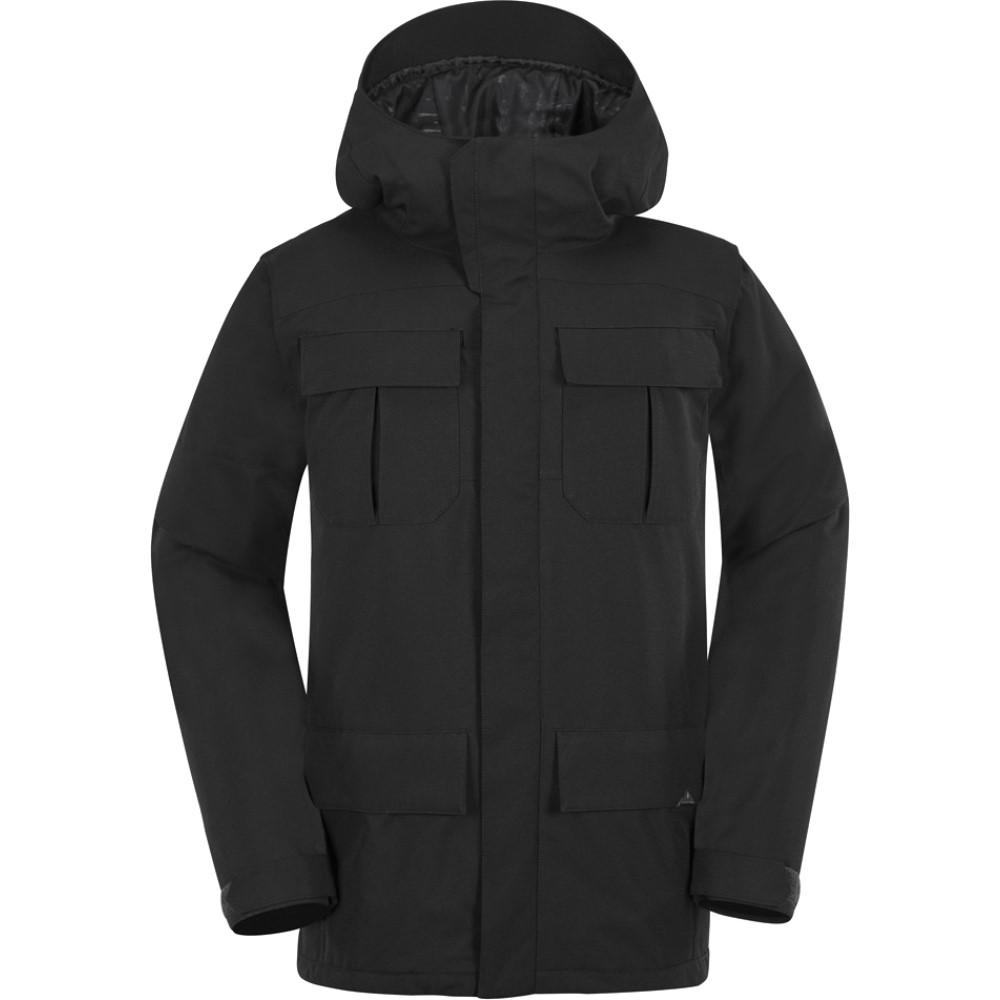 『5年保証』 ボルコム メンズ スキー・スノーボード アウター ボルコム メンズ【Alternate 2018】Black Insulated Snowboard Jacket 2018】Black, Highball:3460131a --- canoncity.azurewebsites.net