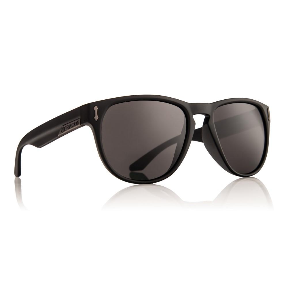 ドラゴン メンズ メガネ・サングラス【Marquis Sunglasses】Matte Black/ Grey Lens