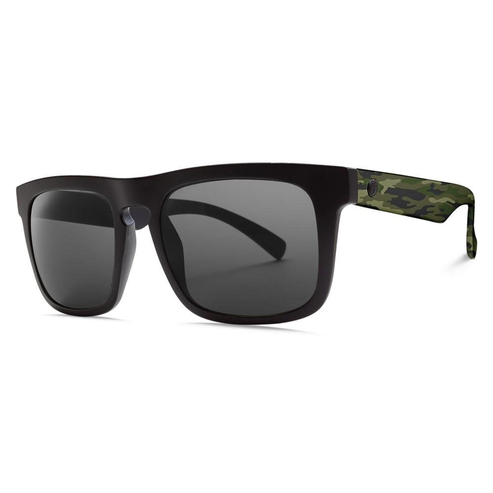 エレクトリック メンズ メガネ・サングラス【Mainstay Sunglasses】Matte Black Camo/ M Greylens