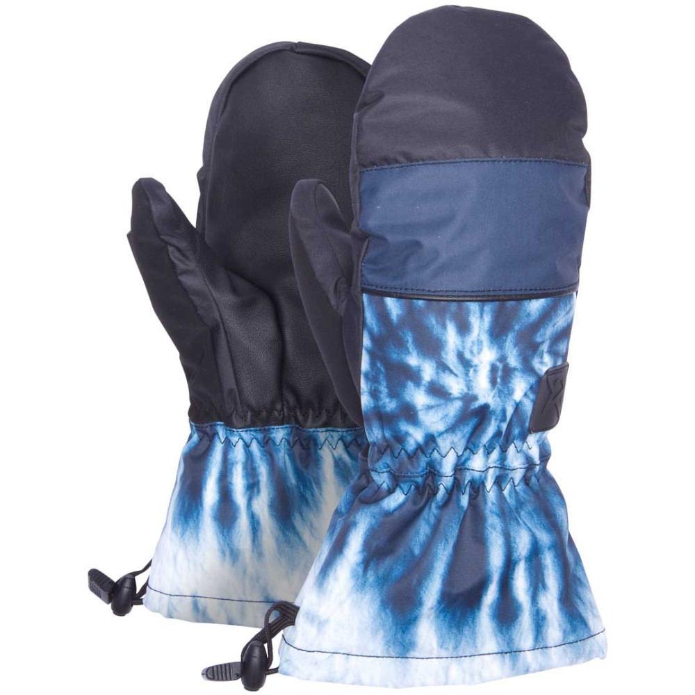 セルテック メンズ スキー・スノーボード グローブ【Vertical Mittens】Indigo Dye