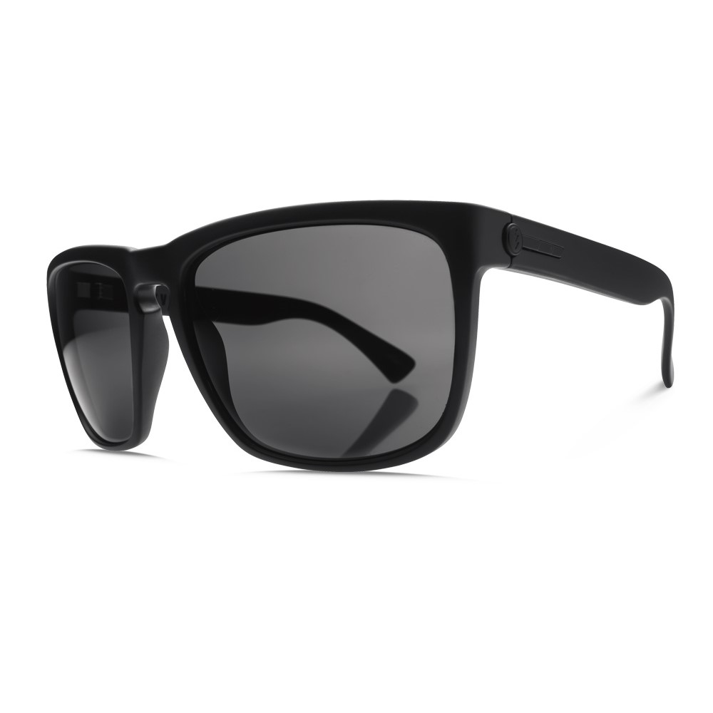 エレクトリック メンズ メガネ・サングラス【Knoxville XL Sunglasses】Gloss Black/ M Grey Polarized Lens