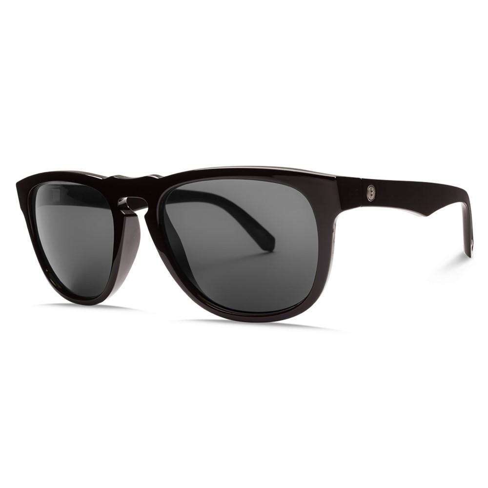 エレクトリック メンズ メガネ・サングラス【Leadfoot Sunglasses】Gloss Black/ M Grey Lens