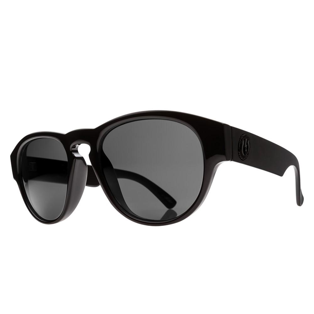 エレクトリック メンズ メガネ・サングラス【Mags Sunglasses】Gloss Black/ Grey Lens