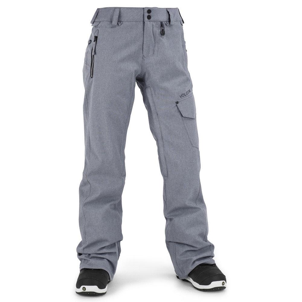 ボルコム レディース スキー・スノーボード ボトムス・パンツ【Plateau Snowboard Pants】Grey