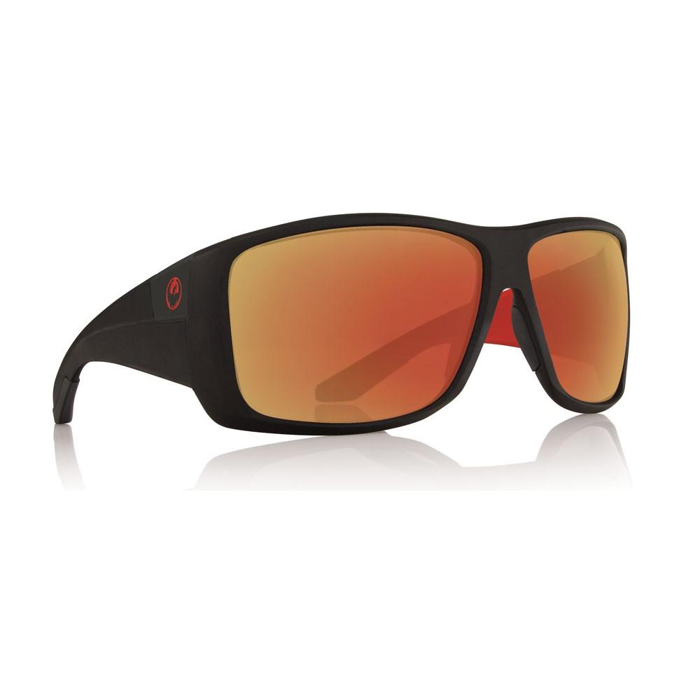 ドラゴン メンズ メガネ・サングラス【Kit Sunglasses】Jet Red/ Red Ion Performance Polarized Lens