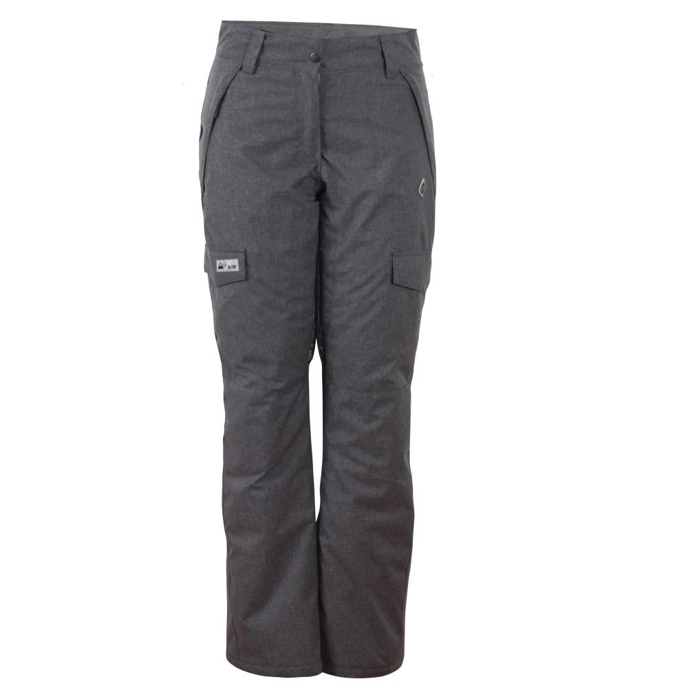 2117オブ スウェーデン レディース スキー・スノーボード ボトムス・パンツ【Slugga Snowboard/Ski Pants】Y D Grey