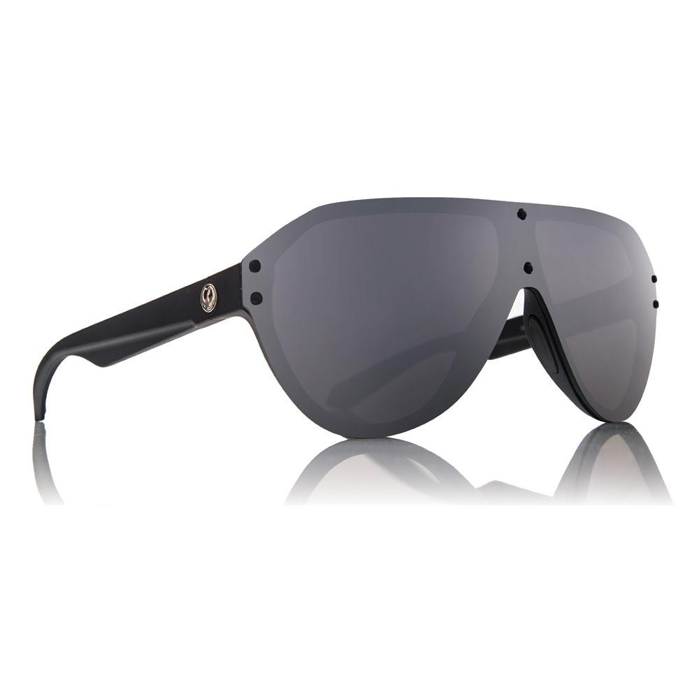 ドラゴン メンズ メガネ・サングラス【DS1 Sunglasses】Matte Black/ Silver Ion Lens