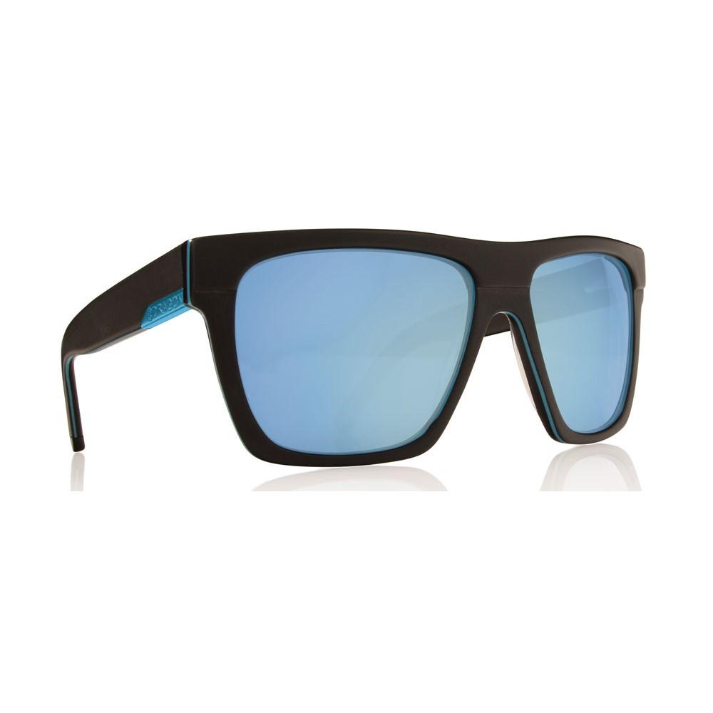 ドラゴン メンズ メガネ・サングラス【Regal Sunglasses】Matte Black/ Sky Blue Ion Lens