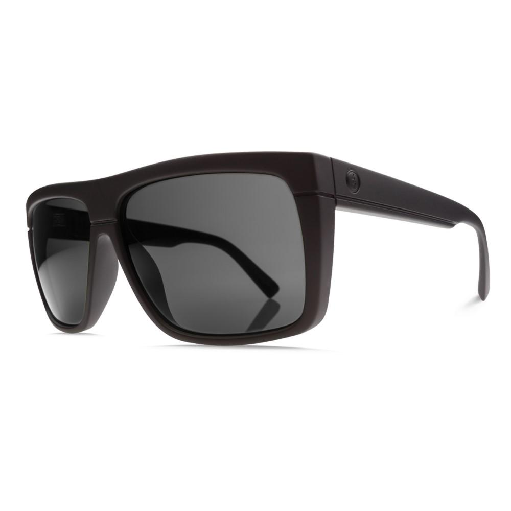 エレクトリック メンズ メガネ・サングラス【Black Top Sunglasses】Matte Black/ M Grey Polarized Lens