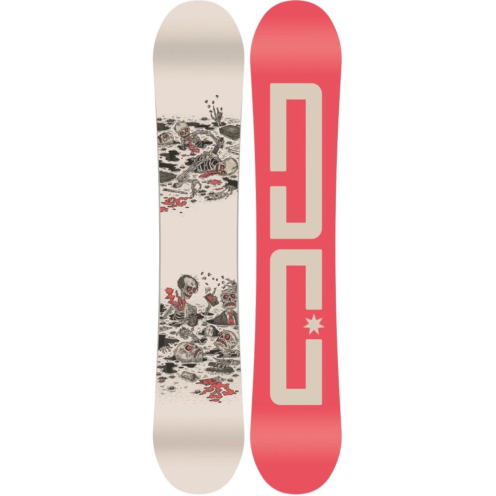 ディーシー メンズ スキー・スノーボード ボード・板【PBJ Wide Snowboard 2018】