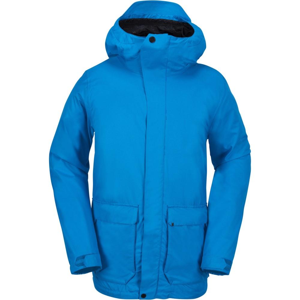 ボルコム メンズ スキー・スノーボード アウター【Utilitarian Snowboard Jacket 2018】Blue