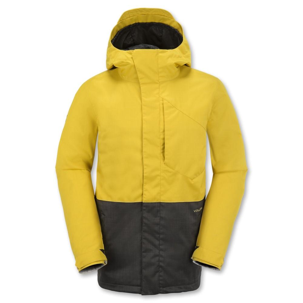 ボルコム メンズ スキー・スノーボード アウター【Retrospec Snowboard Jacket】Vintage Black