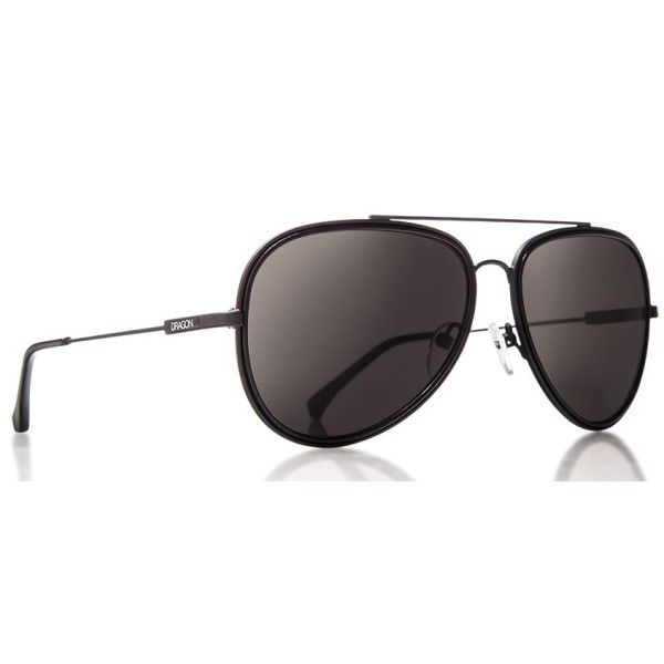 ドラゴン メンズ メガネ・サングラス【Status Sunglasses】Matte Black/ Grey Lens