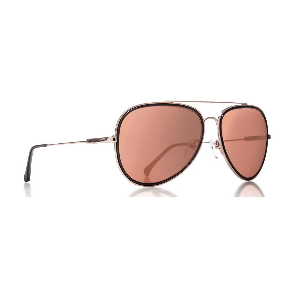 ドラゴン メンズ メガネ・サングラス【Status Sunglasses】Rose Gold/ Rose Gold Ion Lens
